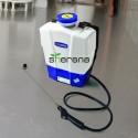 Pompe irroratrici a spalla elettriche a batteria ricaricabile